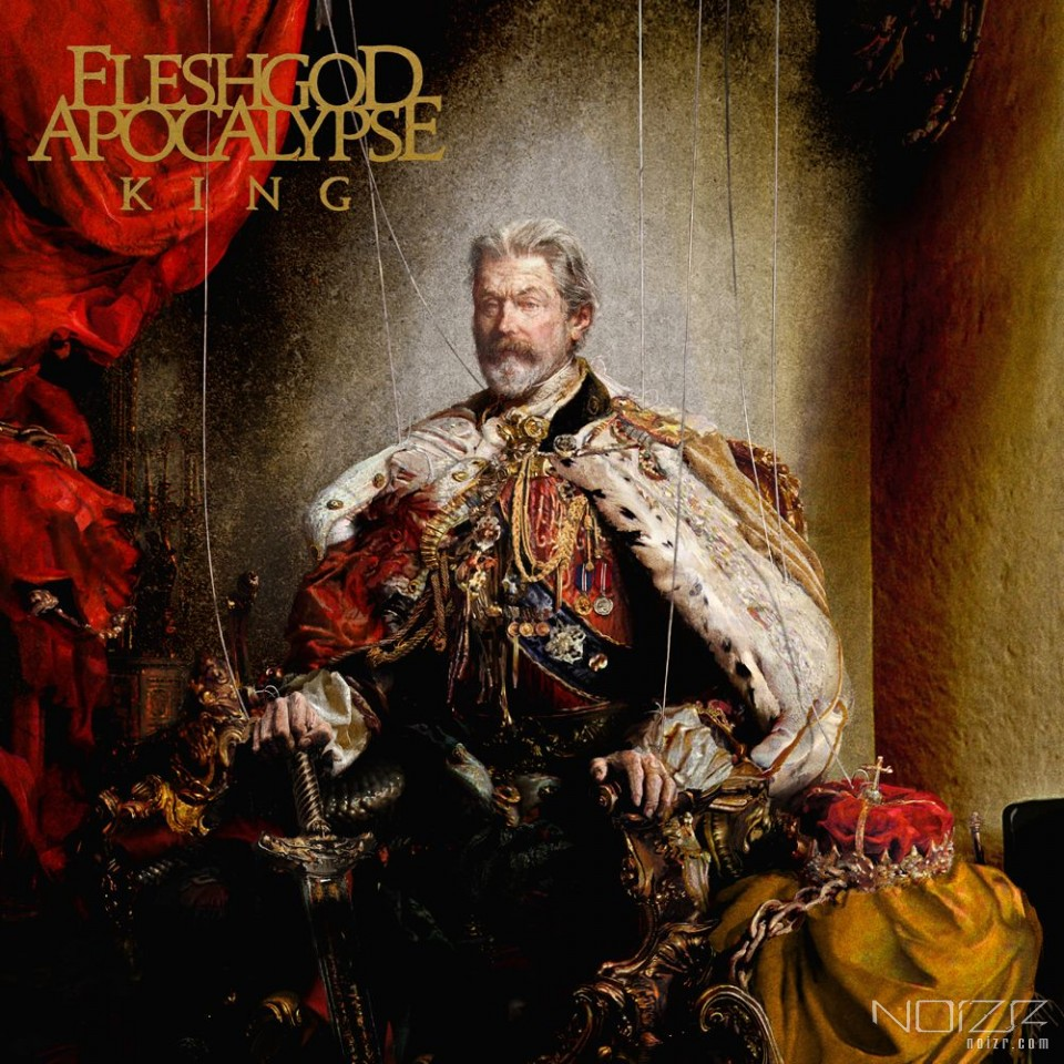 Fleshgod Apocalypse reveal new album cover art