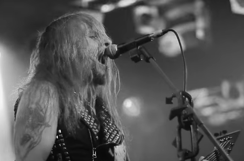 "Vader share video for track ""Reborn In Flames"" special version"