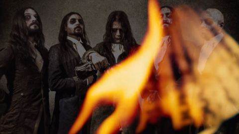 "Fleshgod Apocalypse new lyric video ""Gravity"""