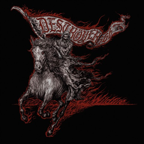 "Deströyer 666 stream new album ""Wildfire"""