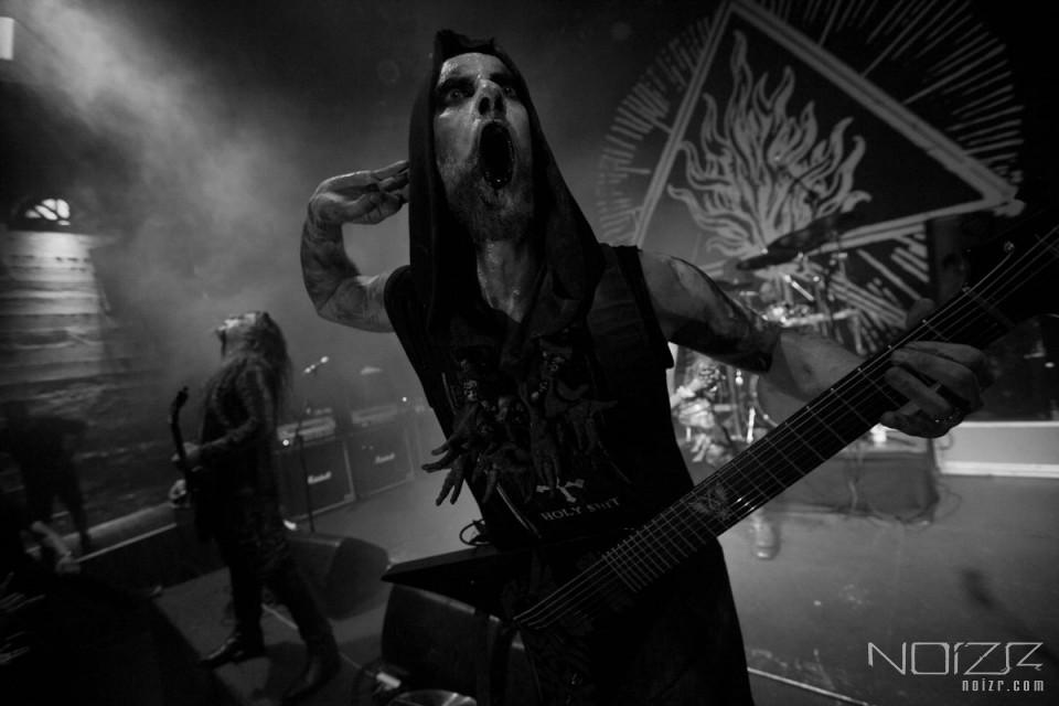 Taken from facebook.com/behemoth — Behemoth vocalist teases blues album