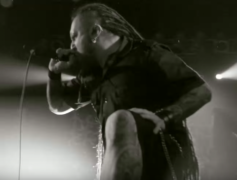 "Decapitated present live video ""Blood Mantra"""