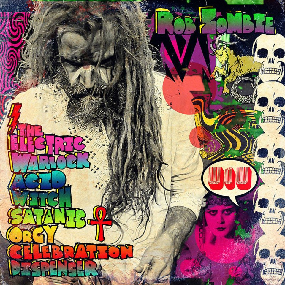 Rob Zombie: four videos for new shock rocker's album songs