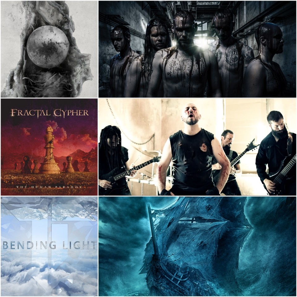 News in brief: Moanaa, Dominance, Fractal Cypher, Theocracy, Tactus and Chine