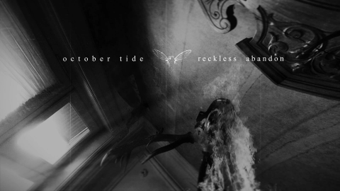 "October Tide release lyric video ""Reckless Abandon"""