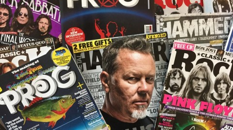 Classic Rock, Prog and Metal Hammer returned to former publisher