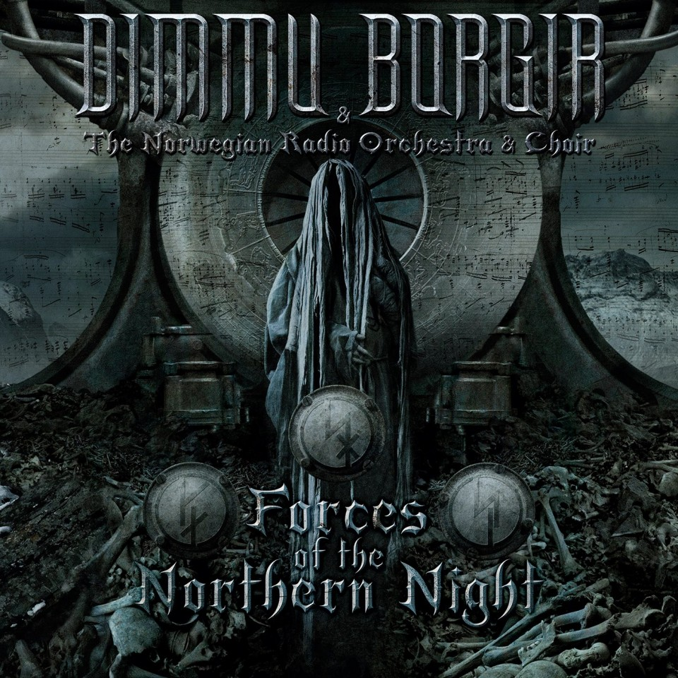 "Dimmu Borgir анонсировали выход концертного DVD ""Forces Of The Northern Night"""