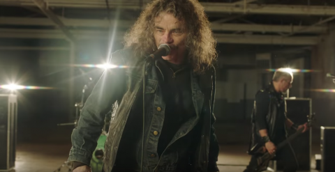 "Overkill release video ""Goddamn Trouble"""