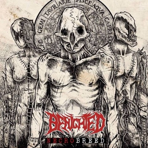 "Benighted: ""Necrobreed"" full album stream"