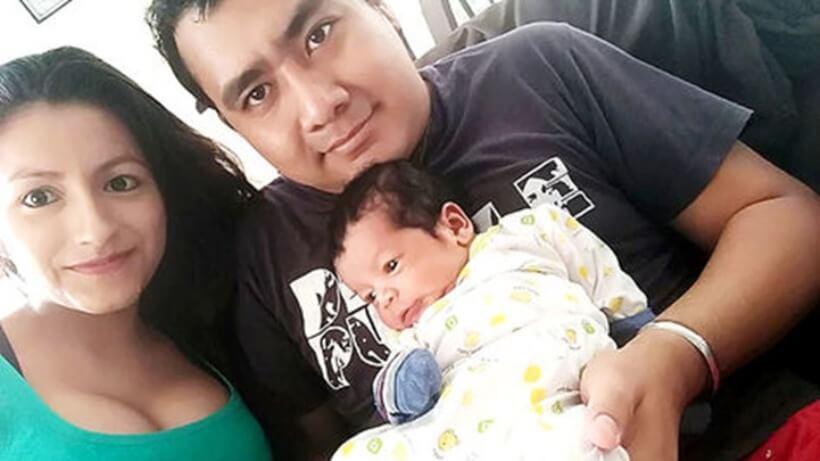 Фото — César Durán Alpiri — Пара з Болівії назвала сина на честь гурту Iron Maiden