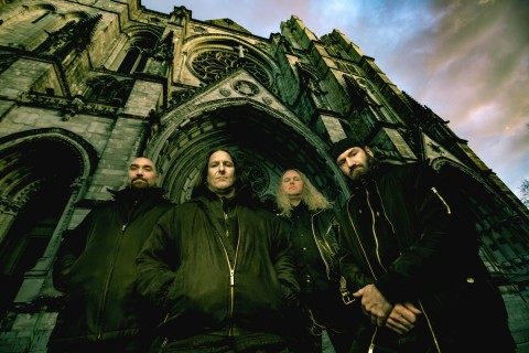 "Immolation share lyric video ""Fostering the Divide"""