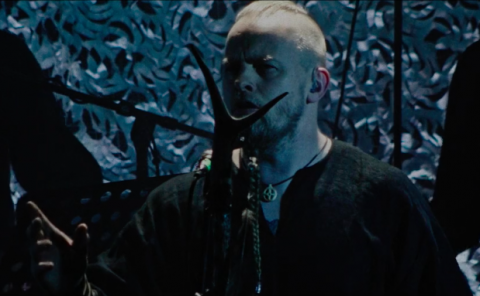 Pro-footage from Wardruna concert in St. Petersburg