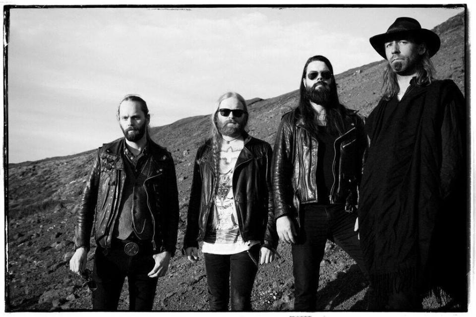 Фото — Falk-Hagen Bernshausen — Sólstafir оприлюднили трек-лист, обкладинку і дату виходу нового альбому