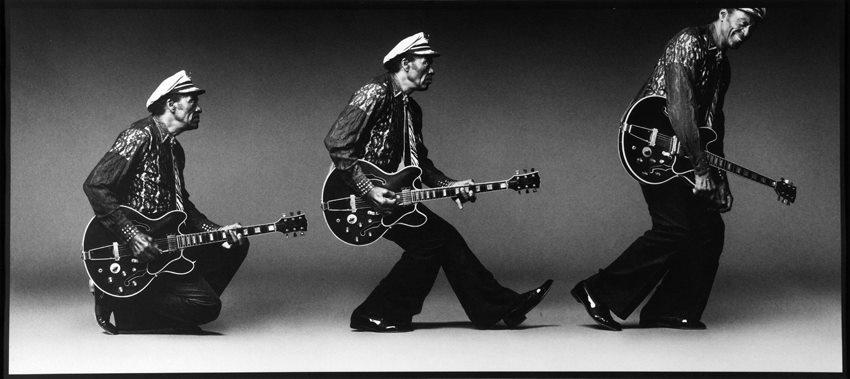 Chuck Berry — Legendary musician Chuck Berry passes away