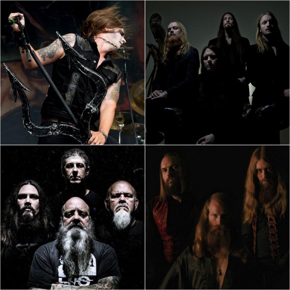 European tour dates: Katatonia, Satyricon, Crowbar, and Kadavar