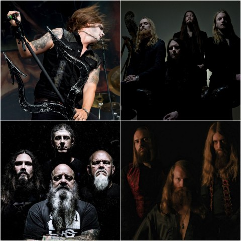 European tour dates: Katatonia, Satyricon, Crowbar, and Kadavar