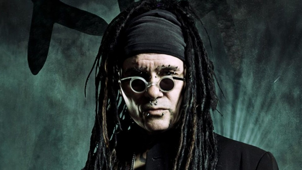 Photo is taken on teamrock.com — Ministry to perform in Bergen on June 20