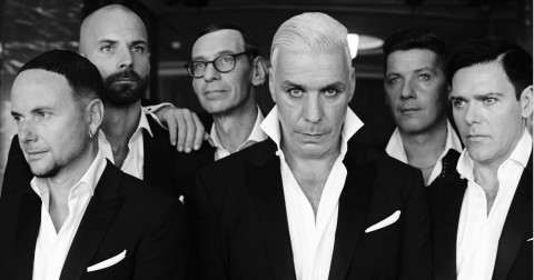 Rammstein work on 35 new songs