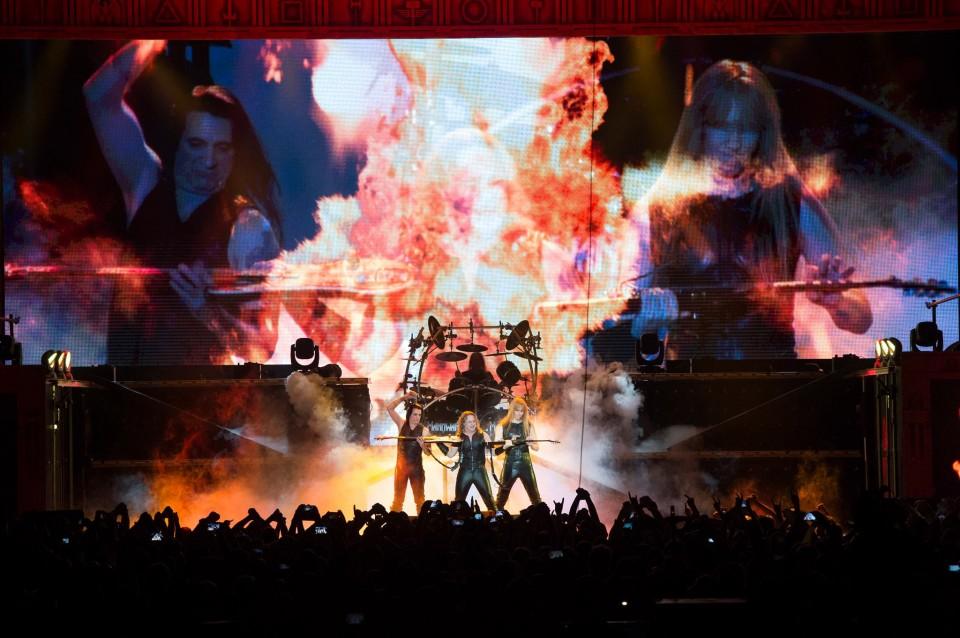Manowar — European tour dates: Manowar, Paradise Lost, Sólstafir, Wardruna and others