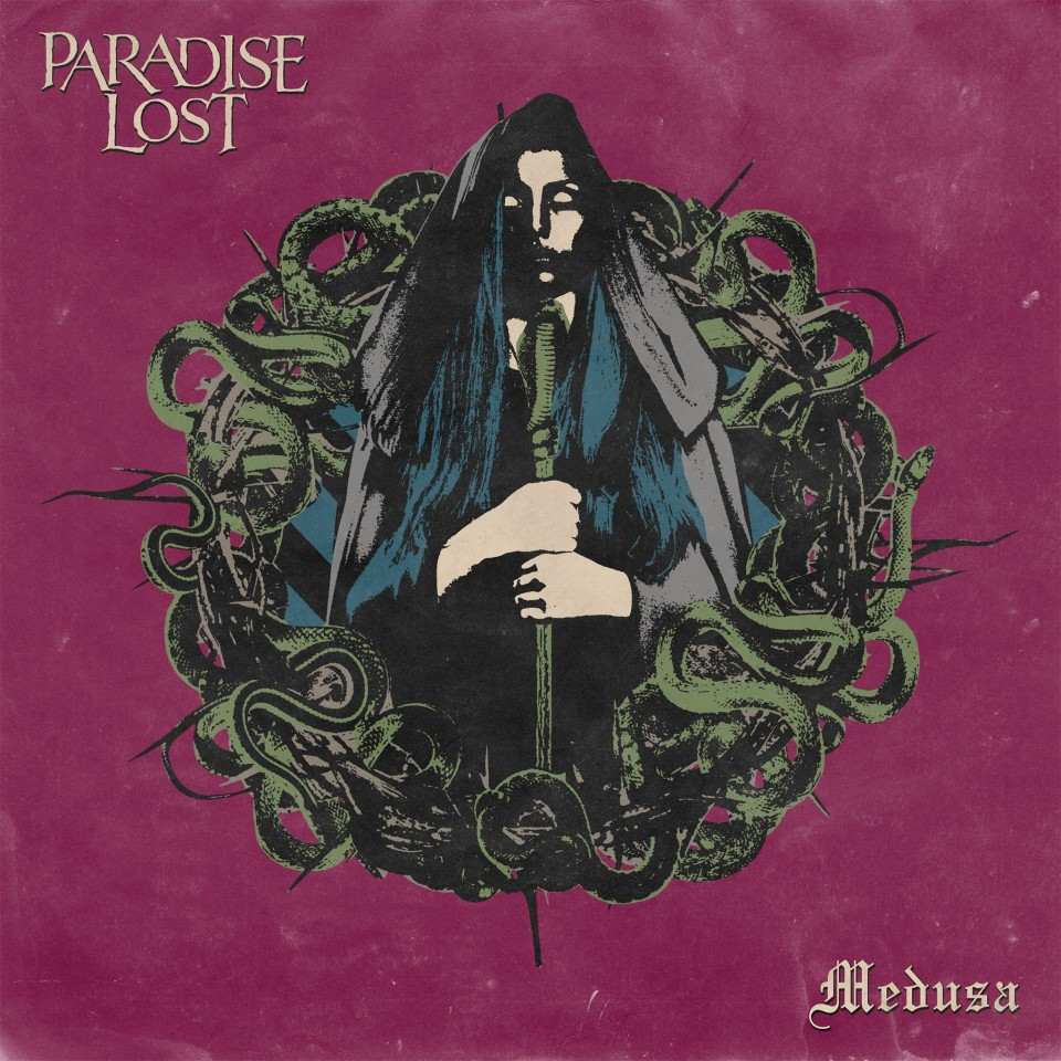 "Paradise Lost выпустят 1 сентября новый альбом ""Medusa"""