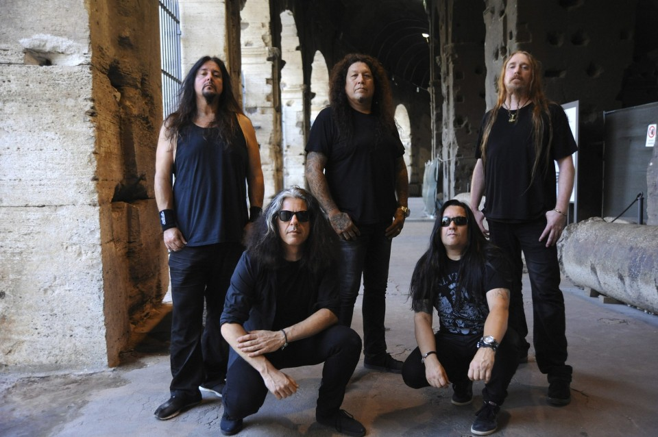 Testament's promo pic — Testament to go on European tour with Annihilator and Death Angel