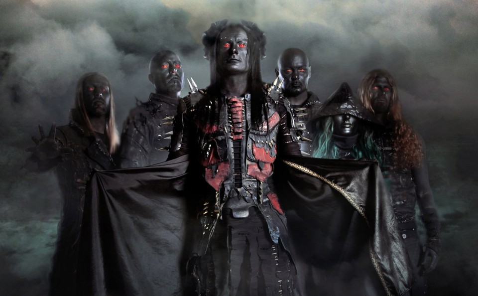 "Cradle Of Filth анонсували новий альбом ""Cryptoriana – The Seductiveness Of Decay"""
