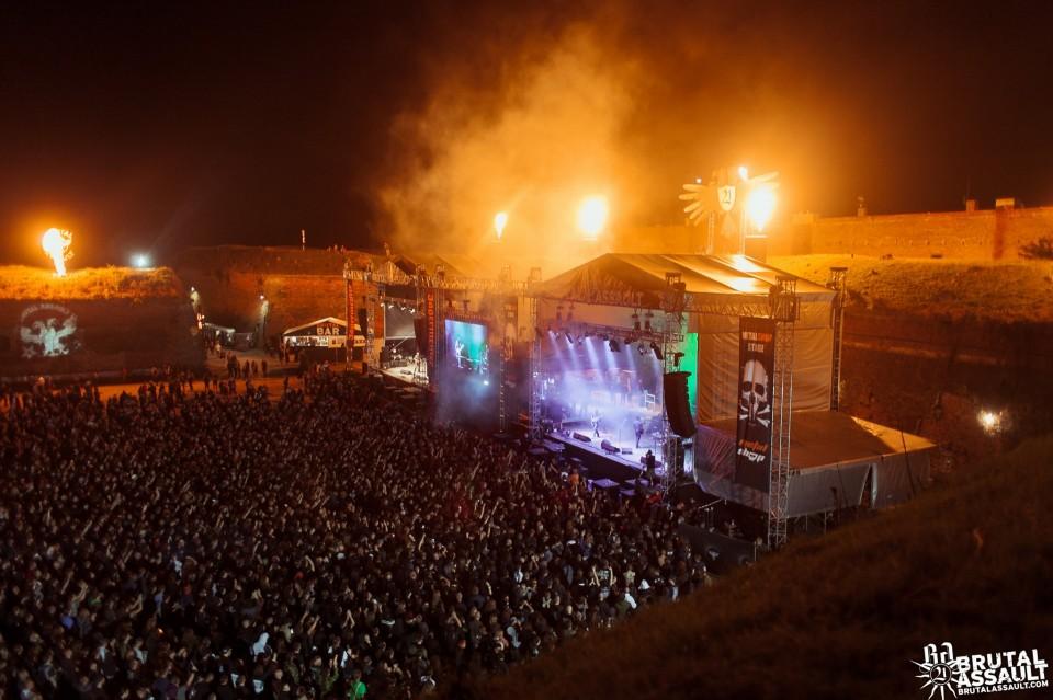 Devin Townsend Project, Tiamat і Walls of Jericho виступлять на Brutal Assault 22