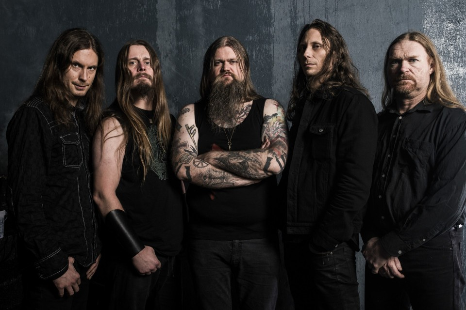 """Enslaved Photo by Thor Broedreskift — Enslaved to release new album """"E"""" this October"""