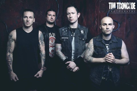 "Три сингла с грядущего альбома Trivium ""The Sin And The Sentence"""