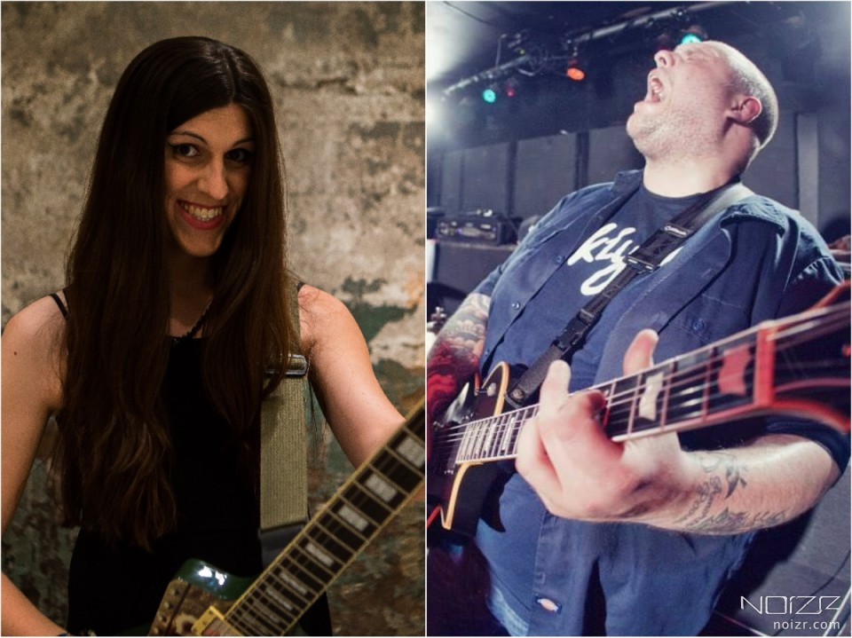 Photos are taken at video.vice.com, MetalSucks — Musicians in power: Trans metal vocalist and Indecision's guitarist won local elections in USA