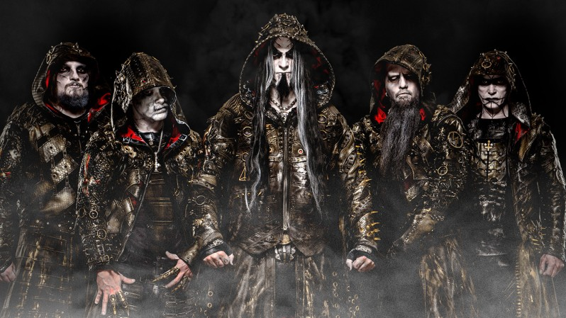 Photo by Per Heimly — Dimmu Borgir unveils title, cover art, and release date of upcoming album