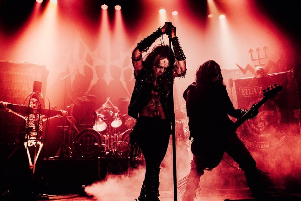 Фото Watain – montrealrocks.ca — Watain, Rotting Christ и Profanatica выступят в Варшаве 4 ноября в рамках европейского турне