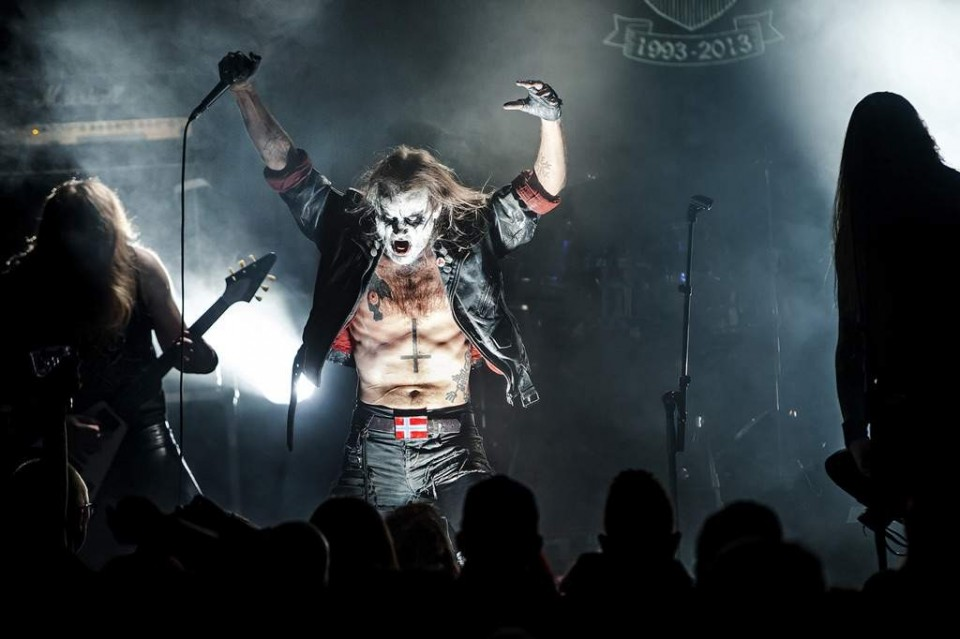 Pic of Taake is taken at Amino Apps — Inferno Metal Festival announces first acts for 2019