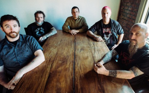 Neurosis announce European tour dates, feat. Yob