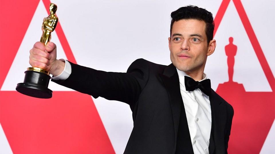 "Рами Малек — Байопик о Queen получил 4 статуэтки ""Оскар"""