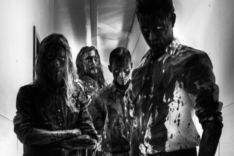 """Misþyrming выпустят 24 мая второй альбом """"Algleymi"""""""