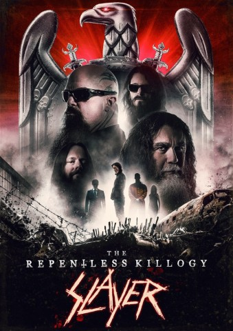 Slayer's concert film to be shown in cinemas