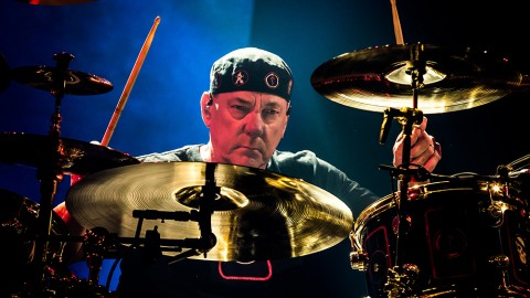 Rush's drummer Neil Peart dead at age 67