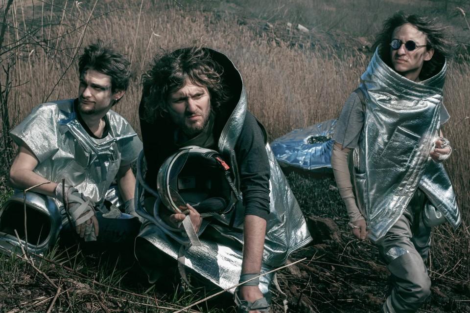 """Sinoptik's press photo — """"On the first place in metal is Burzum's """"Filosofem"""": Sinoptik's musicians talk about favorite albums"""