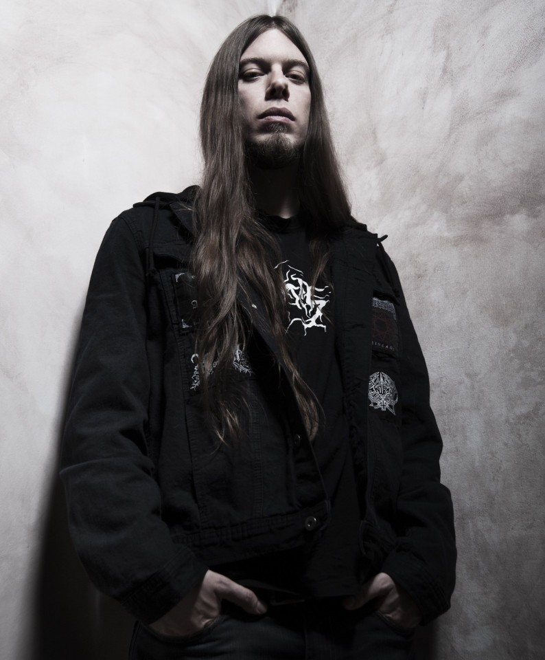 "Photo by Ester Segarra — ""Darkthrone, Burzum, Mayhem, church burning, and Satanism are just a small part of black metal"": Interview with writer Dayal Patterson"