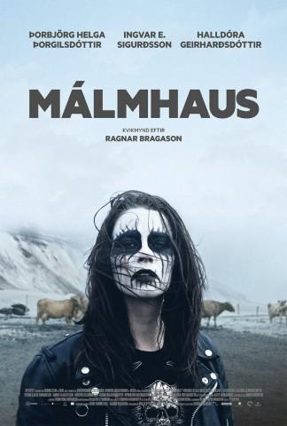"""Movie """"Metalhead"""" (Málmhaus)"""
