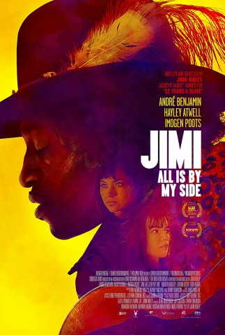 """The film """"Jimi: All Is by My Side"""""""