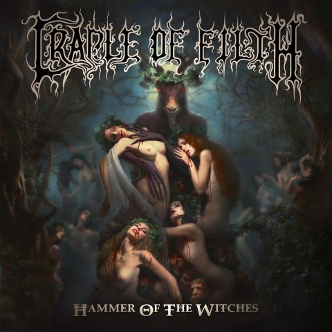 """Hammer Of The Witches"": New Cradle of Filth's horrendous tales"