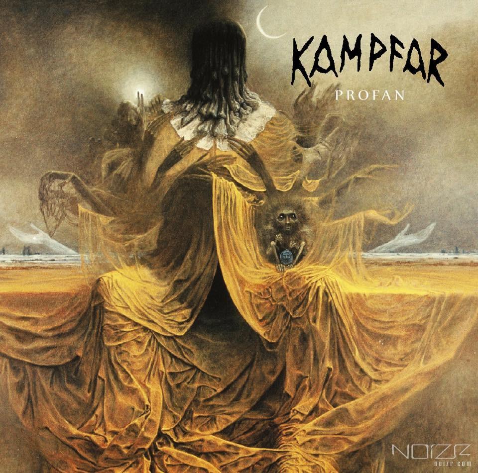 "Kampfar's ""Profan"". The last part of the Norwegians metal trilogy"