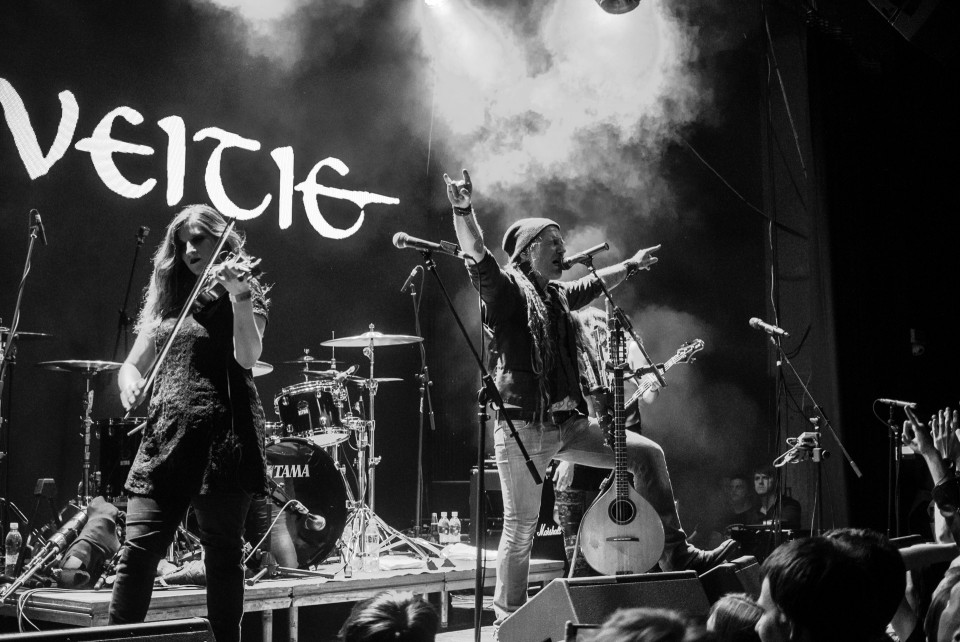 """""""We are here for you and because of you"""": Report from Eluveitie's gig in Kyiv"""