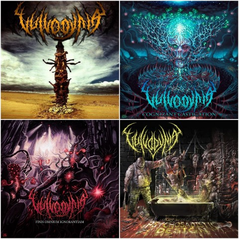 Check 'Em All: South African slam death bulldozer Vulvodynia