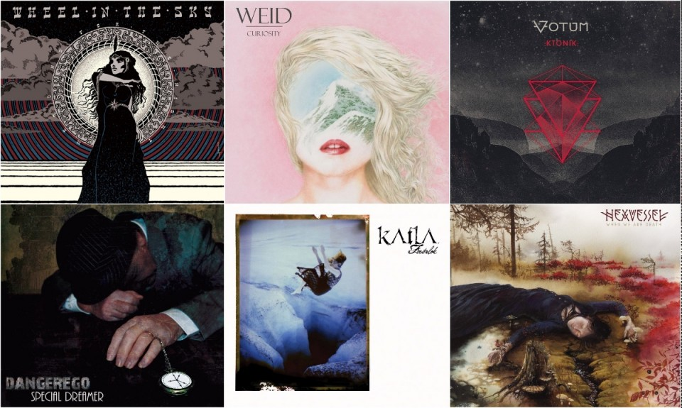 Check 'Em All: Review for six atmospheric releases
