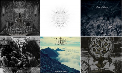 Check 'Em All: Selection of releases in black metal genre