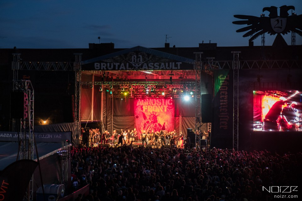 Bad weather, criticism of novelties and great line-up: How this year's Brutal Assault fest was held