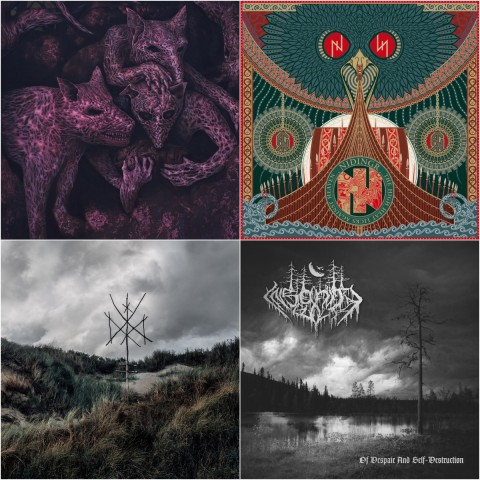Check 'Em All: Lorn, Nidingr, Wiegedood, and Insanity Cult